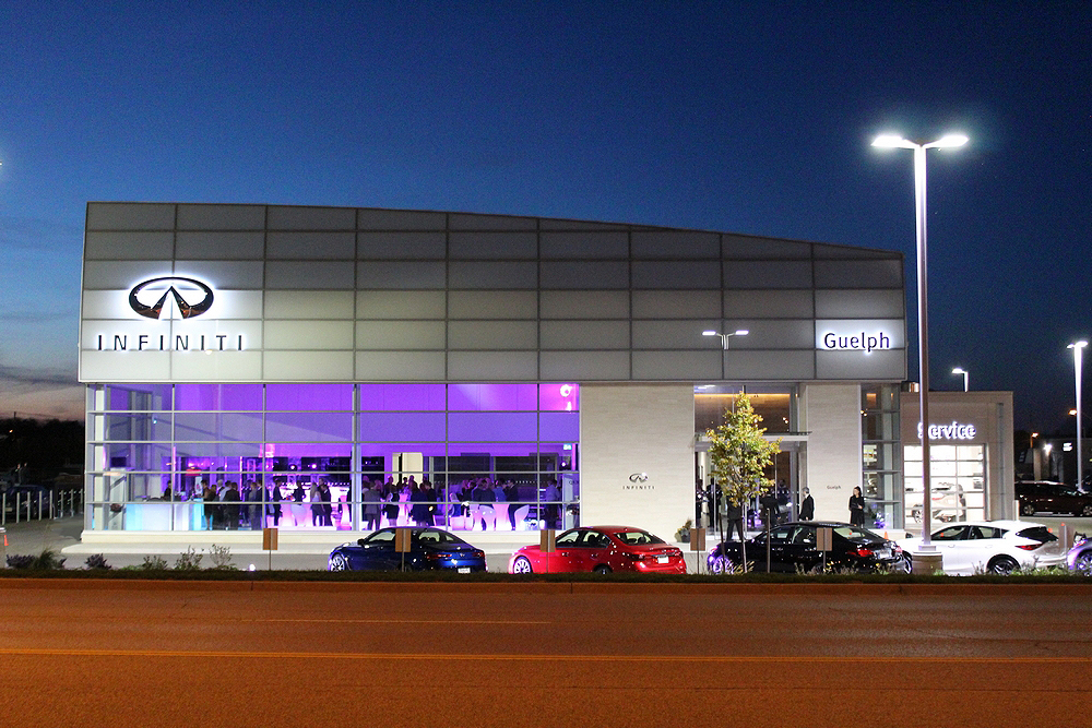Guelph Infiniti - New Location