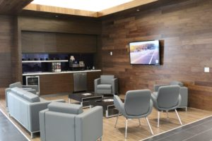 Guelph Infiniti Customer Waiting Lounge
