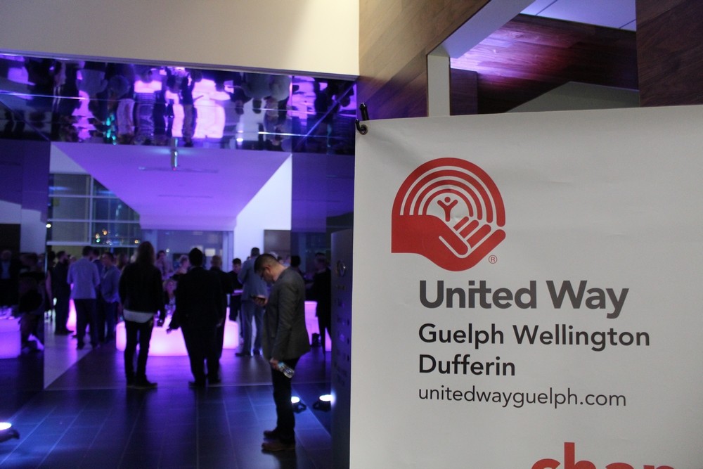 Guelph Infinitn Grand Opening Gala in Support of United Way Gelph Wellington Dufferin. #GivingTuesday #GuelphGives #InfinitiLovesGuelph