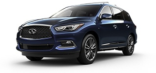QX60 7-Passenger Luxury Crossover