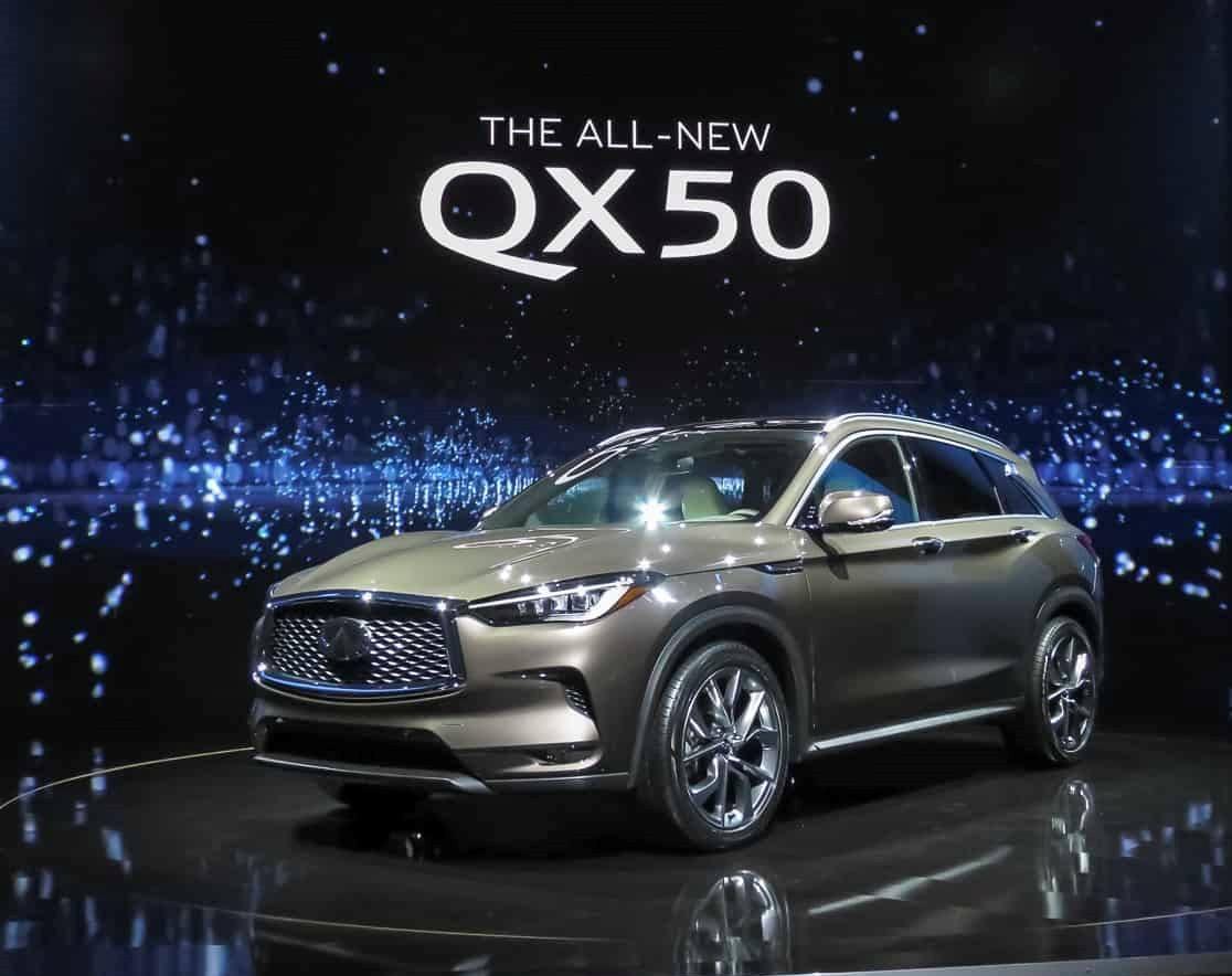 2019 QX50